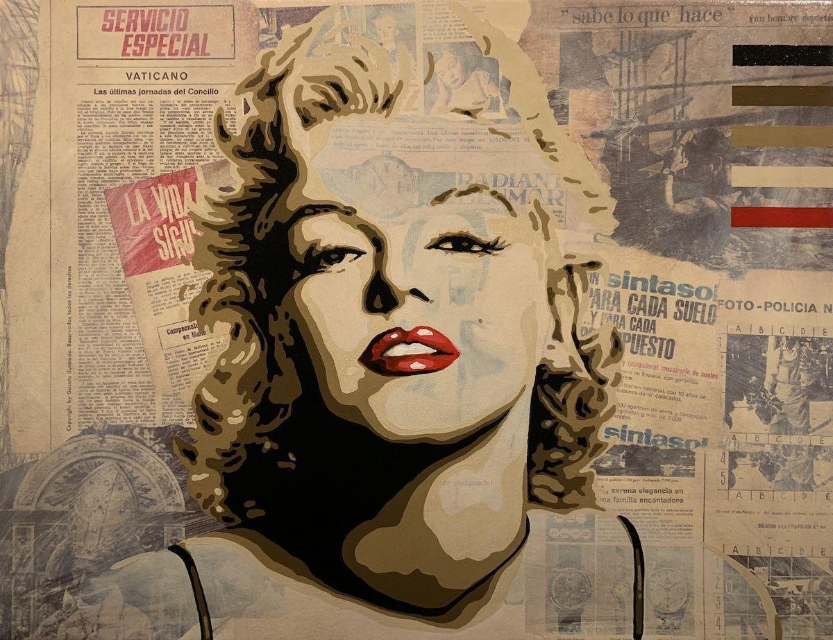 Marilyn's lips